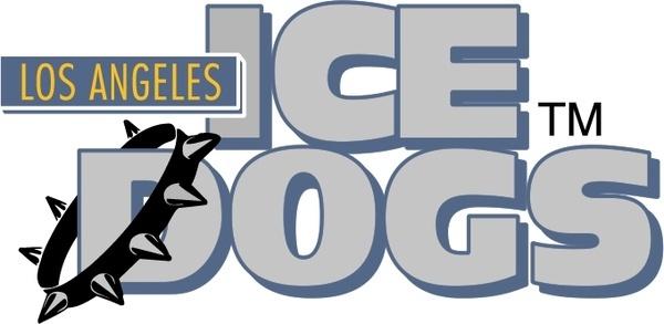 long angeles ice dogs 0