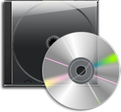 Longhorn cd rom Icon