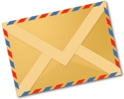 Longhorn mail cover envelope Icon