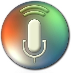 Longhorn microphone Icon