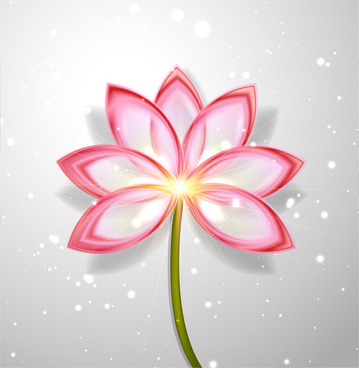 Vector Lotus Flower Logo Free Vector Download 78962 Free Vector
