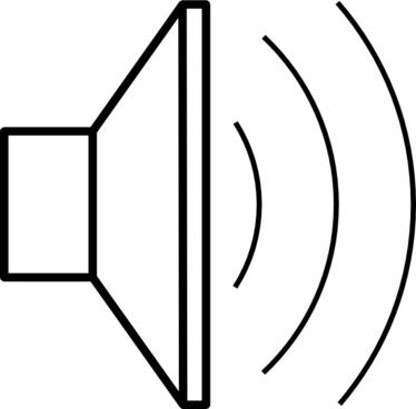 Loud Speaker clip art