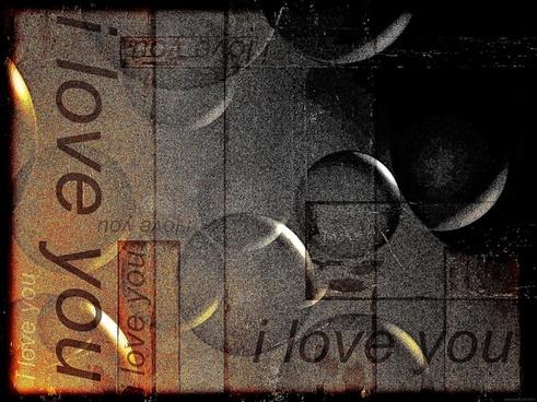 love art poster