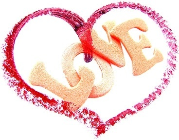 love heartshaped picture
