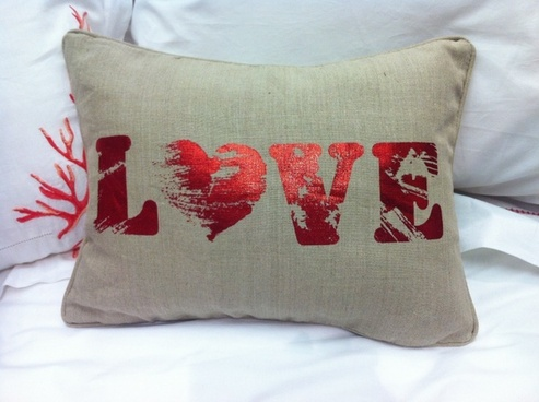 love pad cusion
