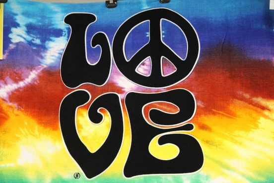 love woodstock peace