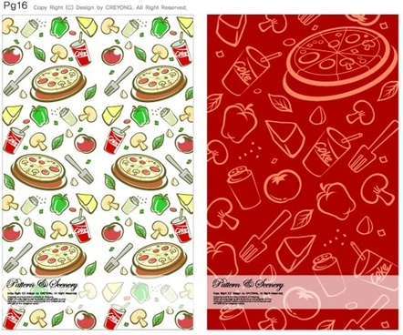 lovely background vector series 3