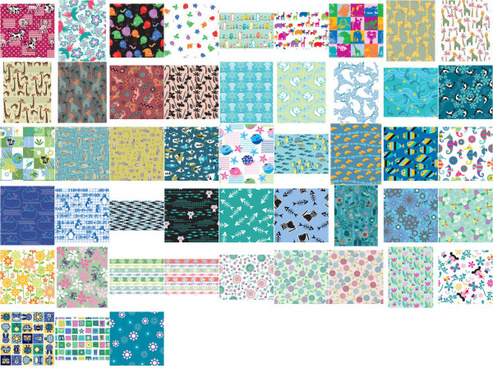 lovely pattern background 2