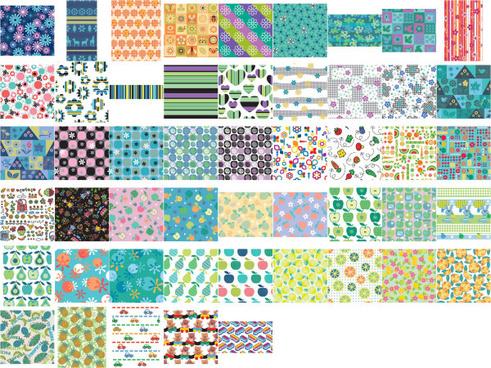 lovely pattern background 3