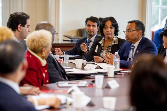 lt governor host mbe small business stakeholders roundtable discussion