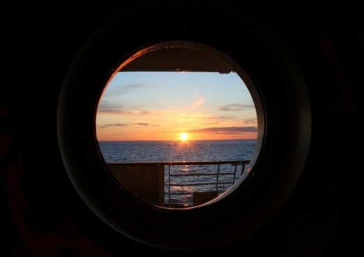 lucke sunset water
