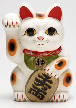 lucky cat highdefinition picture