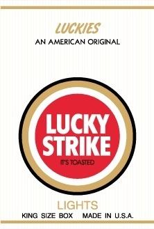 Lucky Strike Lights pack