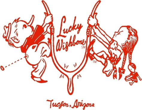 lucky wishbone