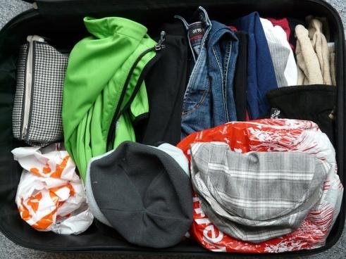luggage travel holiday