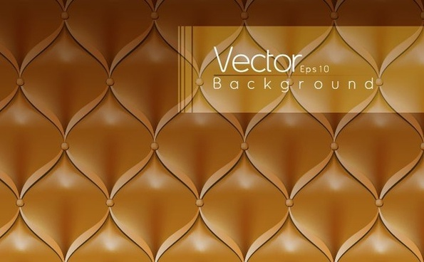 abstract leather background classical seamless brown pattern