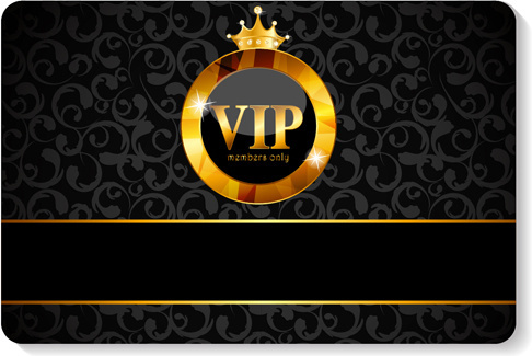 Vector vip membership card free vector download (12,634 Free vector ...