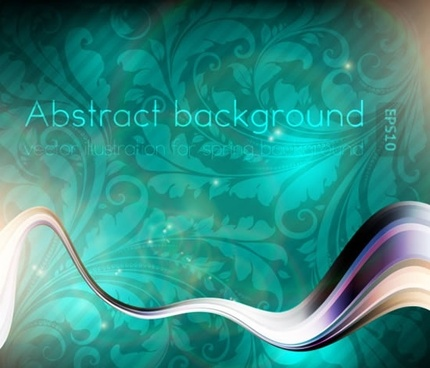 decorative abstract background sparkling dynamic decor