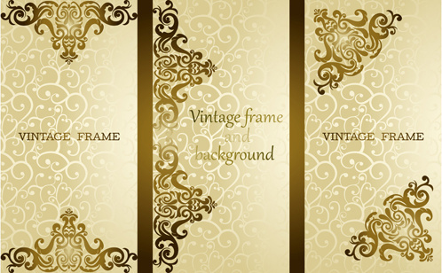 Vector luxury vintage frame free vector download (12,000 Free vector ...