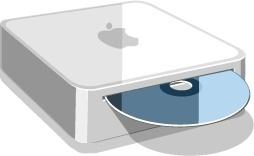 Mac Mini CD