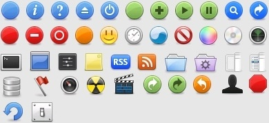 Mac OS X Developers icons pack