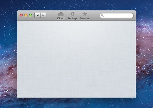 Mac OS X Lion UI