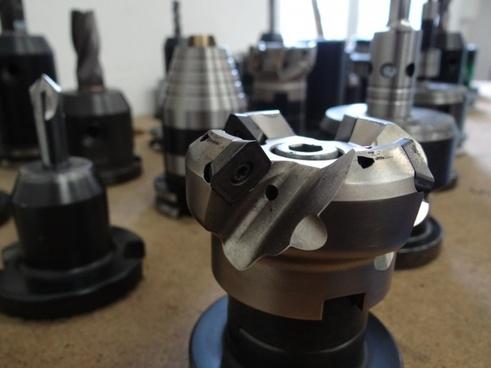 machining drill chuck