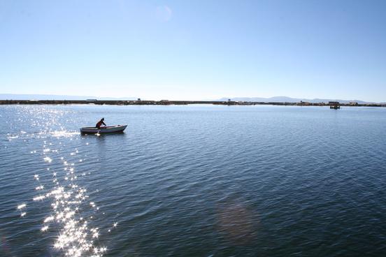 magical lake titicaca