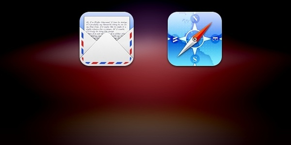 Mail & Safari Icons