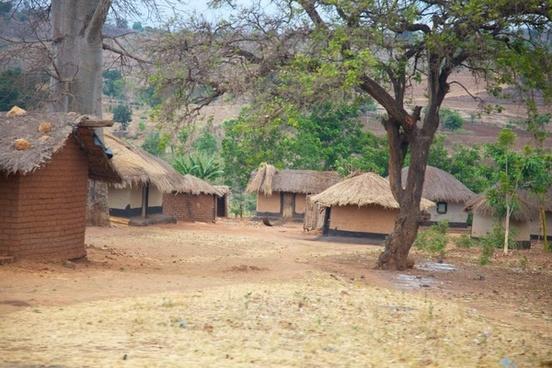 malawi africa village