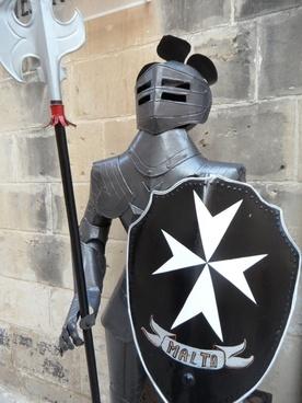 malta knight ritterruestung