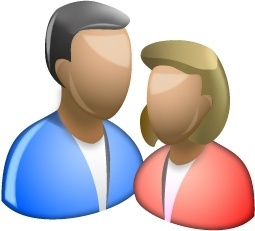 man and girl user