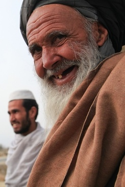 man old afghanistan