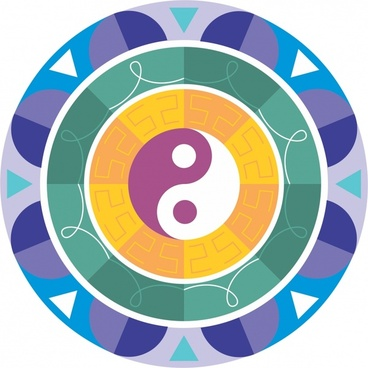 mandala circle spirituality