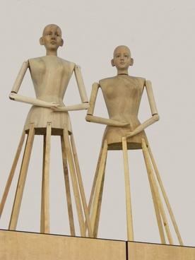 manequin manikin wooden
