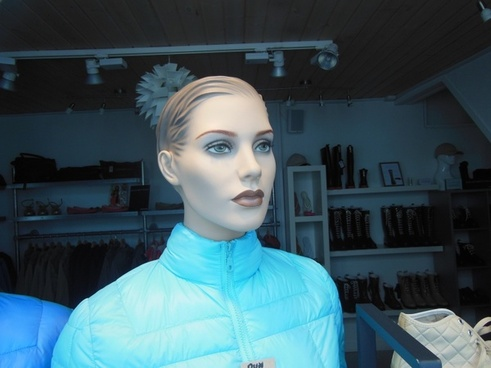 mannequin doll fashion fashion shop