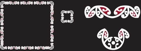 e372f3b3c02ff Maori border designs free vector download (5,612 Free vector) for ...