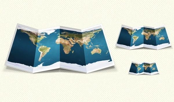 Map PSD