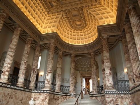 marble hall england