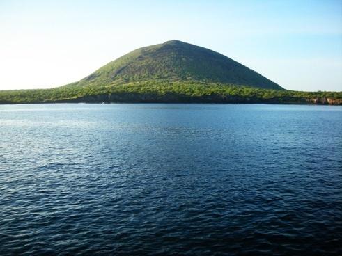 marine hill mountain