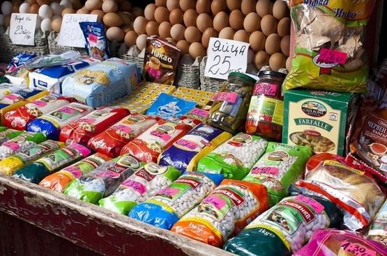 market goods alimentari