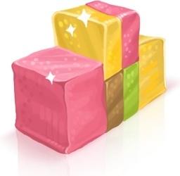 Marmalade Cubes
