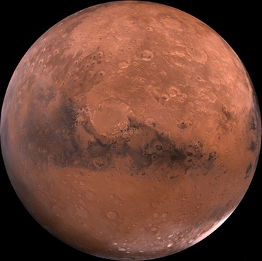 mars red planet planet