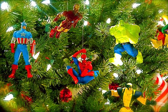 marvelous christmas tree