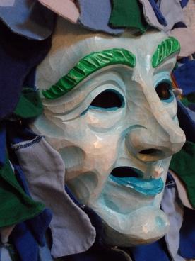 mask profile face