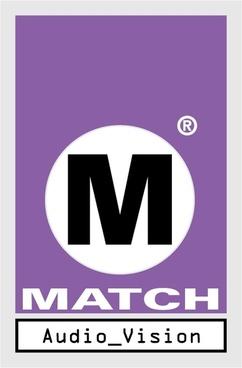 match audio video
