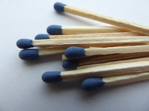 match matchbox burn