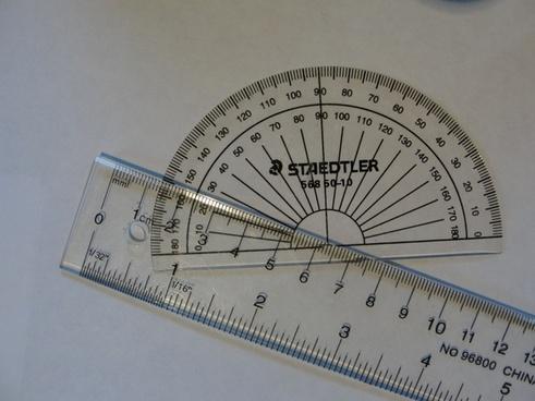 mathematics measurement rule