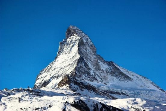 matterhorn mountain mountaineering