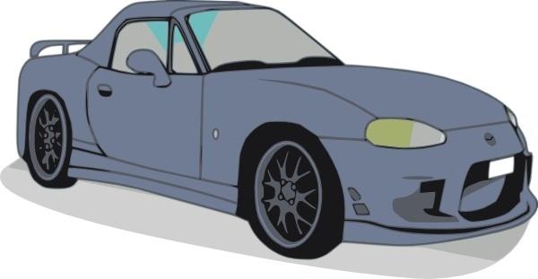 Mazda Car clip art